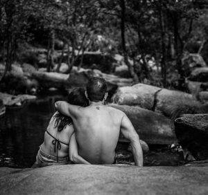 Baños en las gargantas, piscinas naturales