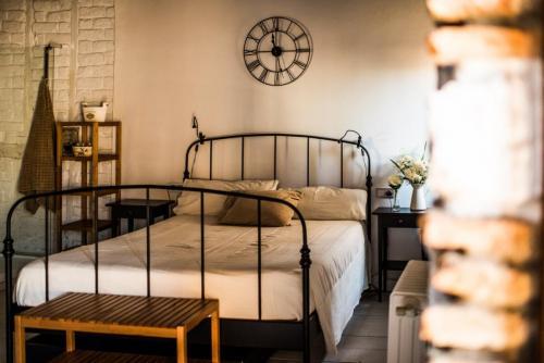 Habitación nº2 cama de 160x200 cm